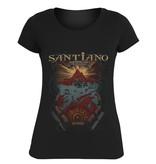 "Damen T-Shirt ""Californio"""