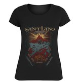 "Women's T-Shirt ""Californio"""