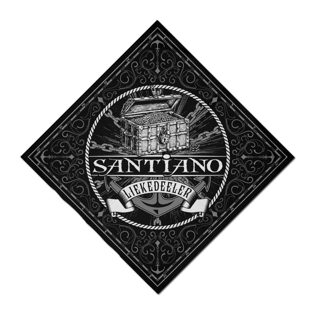 "Santiano Bandana ""Liekedeeler"""