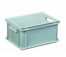 Eurobehälter 400x300x170 mm geschlossene Ausführung, geeignet für schwere Lasten und Lebensmittekontakt