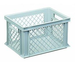 Eurobehälter 400x300x220 mm durchbrochene Wände, geeignet für schwere Lasten und Lebensmittekontakt