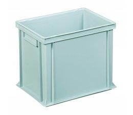 EEurobehälter 400x300x320 mm geschlossene Ausführung, geeignet für schwere Lasten und Lebensmittekontakt