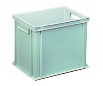 Euro container 400x300x320 solid and reinforced base