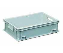 Euro container 600x400x150 solid and reinforced base