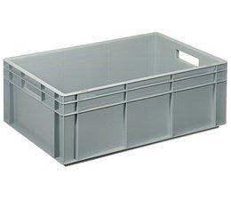 Eurobehälter 600x400x216 mm verstärkter Boden, geeignet für schwere Lasten und Lebensmittekontakt