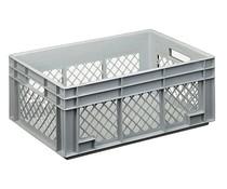 Eurobehälter 600x400x236 durchbrochene Wände