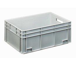 Eurobehälter 600x400x230 mm verstärkter Boden, geeignet für schwere Lasten und Lebensmittekontakt
