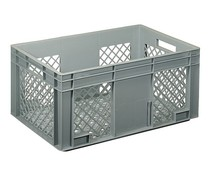 Euro container 600x400x280 perforated walls and bottom