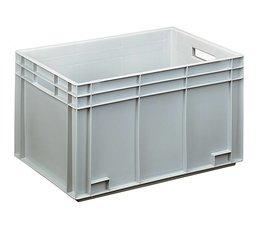 Eurobehälter 600x400x338 mm verstärkter Boden, geeignet für schwere Lasten und Lebensmittekontakt