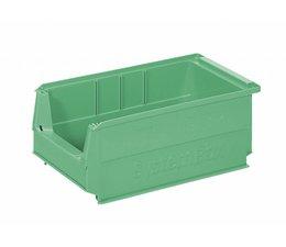 Storage bin SB3Z 350x210x145 mm, 9L , colour green
