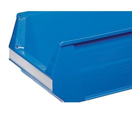 Labels for storage bins BISB3Z 100 pieces