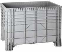 Großvolumenbehälter 1200x800x800 mm, 550L, 4 Füße
