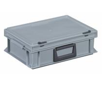 Kunststof Koffer 400x300x133 • 10 liter