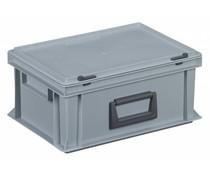 Kunststoffkoffer 400x300x183 • 15 Liter