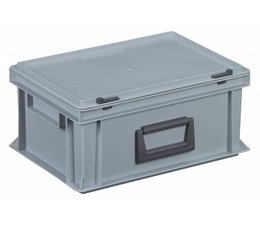 Plastic cases with handles 400x300x183