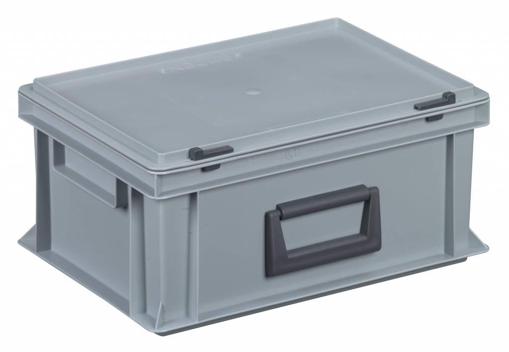 coffret plastique 400x300x183 15 litres genteso. Black Bedroom Furniture Sets. Home Design Ideas