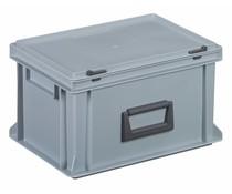 Plastic case 400x300x233 • 19 litres