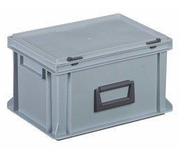 Plastic cases with handles 400x300x233