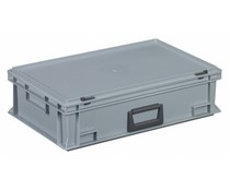 Kunststof Koffer 600x400x163 • 28 liter