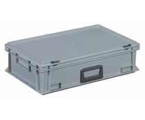 Plastic case 600x400x163 • 28 litres