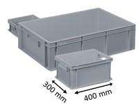 Kunststoff Stapelbehälter Euronorm 400 x 300