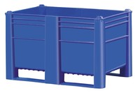 Plastic box pallets type 800 x 1200 footprint