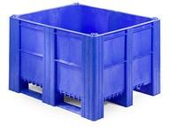 Box pallets type ACE 1000 x 1200 mm foot print