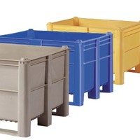 Big boxes for industrial, commercial and agricultural use