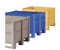 Palettenboxen und Boxpaletten