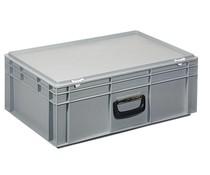 Kunststofkoffer 600X400x223 • 42 Liter