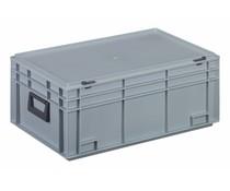 Kunststofkoffer 600X400x249 zwei Hadngriffe • 45 Liter