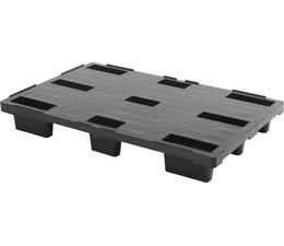 Nestbare Exportpalette 1200x800x155 • geschlossenes Deck • sehr leicht