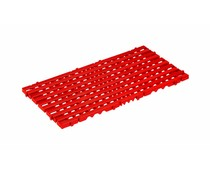 Plastic floor tile 800x400
