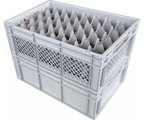 Glass crates