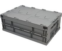 Faltbehälter 600x400x223 • mit Deckel