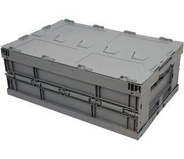 Faltbehälter 600x400x215 • mit Deckel