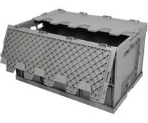 kunststoff faltbeh lter faltboxen genteso. Black Bedroom Furniture Sets. Home Design Ideas
