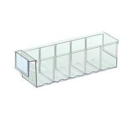 Rack box 300x91x81 transparen