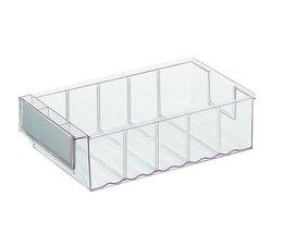 Rack box 300x183x81 transparent