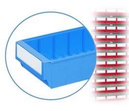 Labels for rack boxes BILBD 100 pieces