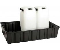 Kunststoffauffangwanne 1220x820x270 mm • 220 Liter