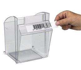 Scannerschiene • Etikettenschiene für BISTS5 Klarsichtmagazine