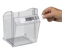 Scannerschiene • Etikettenschiene für BISTS6 Klarsichtmagazine