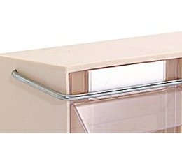 Retaining bar for BISTS9 parts storage cases
