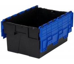 LOADHOG Mehrwegbehälter 600x400x365 blau • 65 Liter
