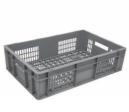 Euronormbehälter • Gläserbehälter 600x400x170 durchbrochen