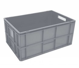 Euronorm crate 600x400x270 solid