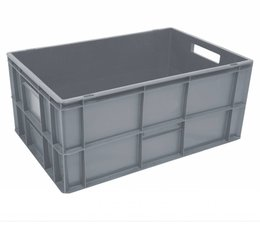 Euronorm crate 600x400x290 solid