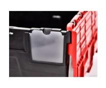 LOADHOG Etikettentasche für Mehrwegbehälter