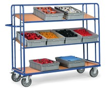 Shelf truck1250x610x1560 • 3 shelves • detachable